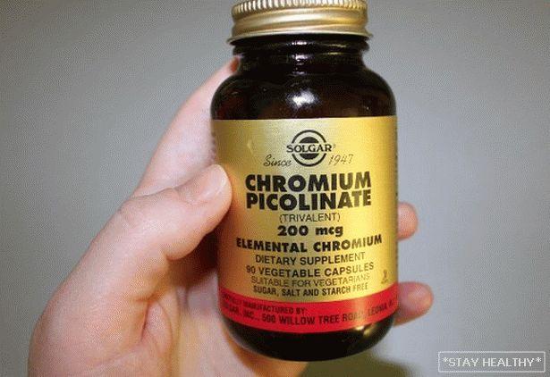 króm-pikolinát fogyás mellékhatásai