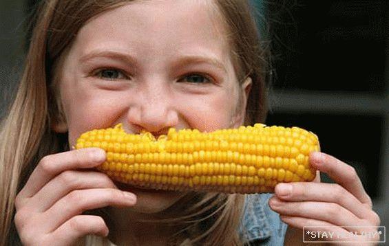 kukorica előnyös a fogyás)